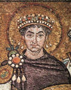 Юстиниан I, Флавий Пётр Савватий Юстиниан, Юстиниан Великий, 483 -14 ноября 565,  византийский император с 1 августа 527